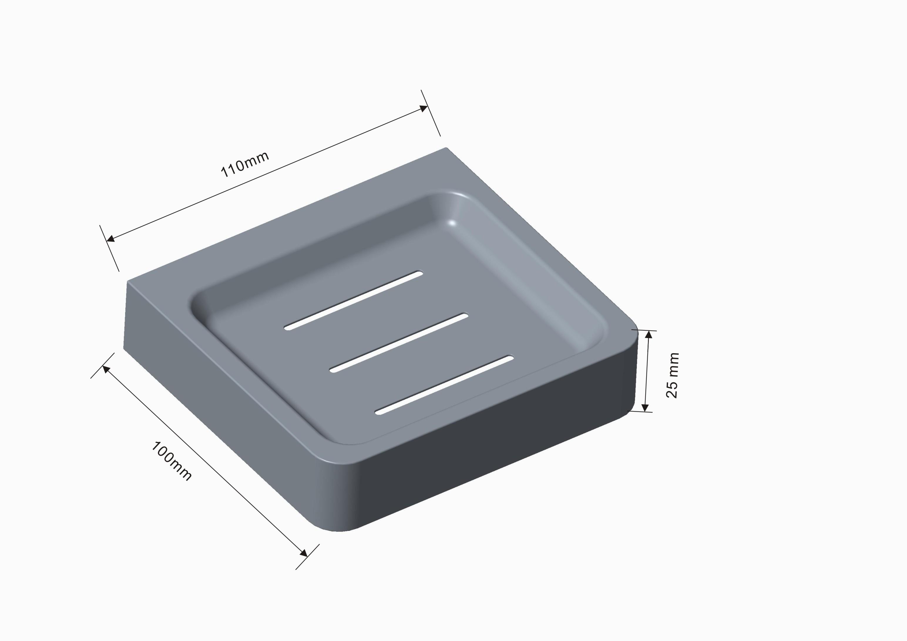 Mondrian Neu Soap Dish