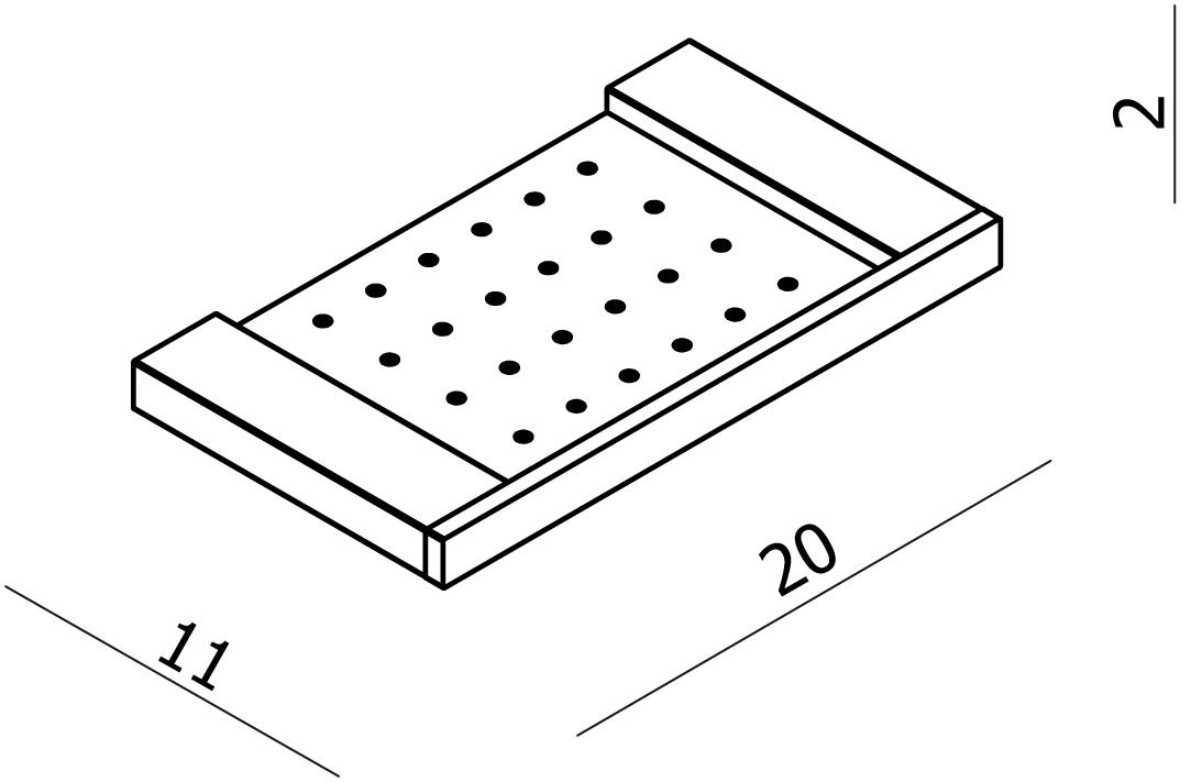 Universal Soap Dish Rack