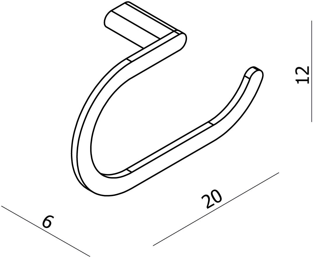 Loft Towel Ring