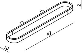 Evoke Multi-Function Rail 450