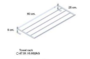 Micra Towel Rack