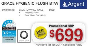 Grace Hygienic Flush BTW PRRP