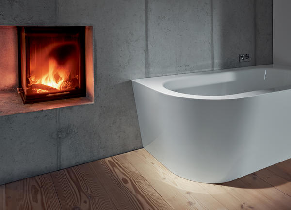 BetteStarlet D Silhouette Freestanding Bath