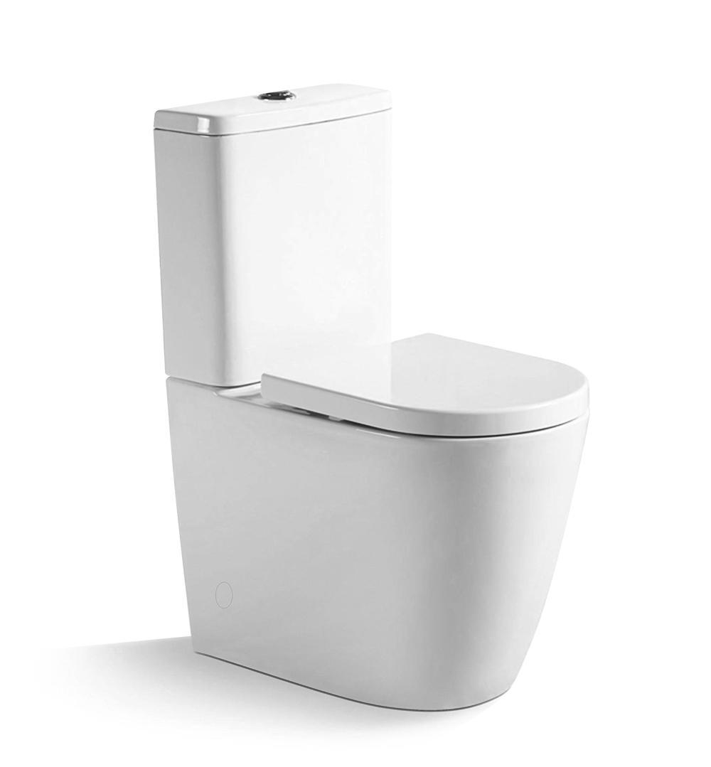 Vista Hygienicflush Btw Toilet Argent Australia