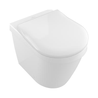 Grace Hygienicflush Wall Faced Toilet Argent Australia